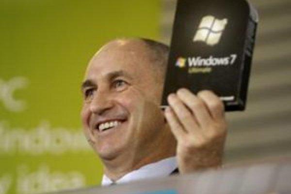 Najčastejšie kradnutým programom je Windows.