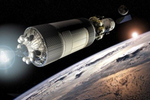 Program Constellation NASA prakticky zrušila.