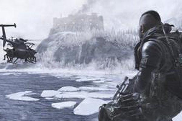 Videohry sa čoraz viac podobajú na akčné veľkofilmy.