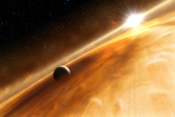 Neprítomnosť lítia v hviezde naznačuje, že má planéty.