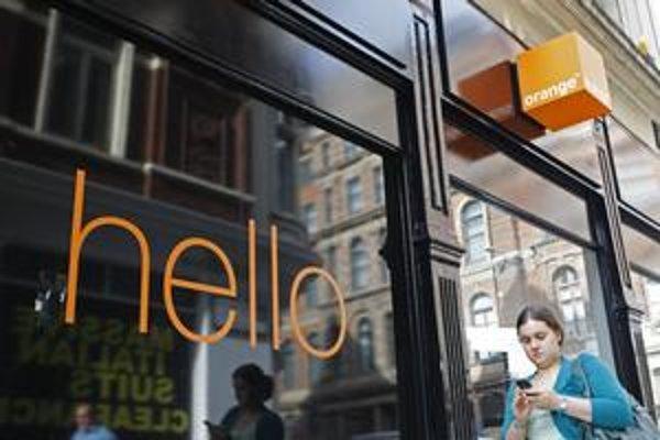 Orange sa v Británii spojí s konkurentom.