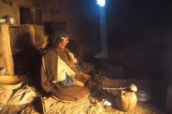 Domorodý kmeň Uru Chipayov.