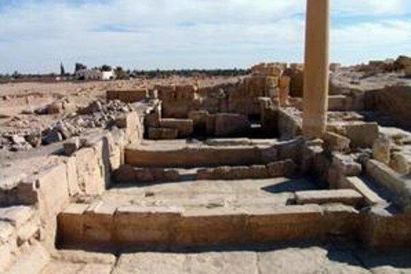 V Palmýre objavil tím sýrsko-poľských archeológov chrám pochádzajúci z 8. storočia. Archeológovia v Sýrii veria, že odkrytý chrám by mohol byť najväčším objaveným chrámom v krajine.