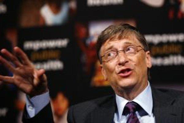 Vedcom nejde iba o predĺženie veku, dôležité je udržať si maximálnu fyzickú a mentálnu sviežosť. Zakladateľ Microsoftu Bill Gates, ktorý bude mať 28. októbra 53 rokov, je podľa všetkého na dobrej ceste.
