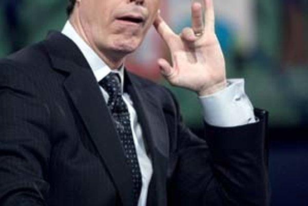 Stephen Colbert to s webom vie.