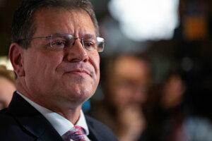 Maroš Šefčovič je staronový eurokomisár a opätovný podpredseda Komisie.