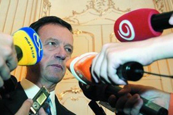 Riaditeľ SIS Jozef Magala rieši prvý vážny problém od nástupu do funkcie.