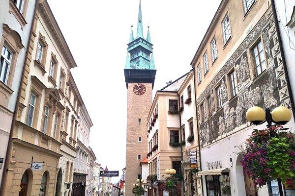 Radničná veža v Znojme