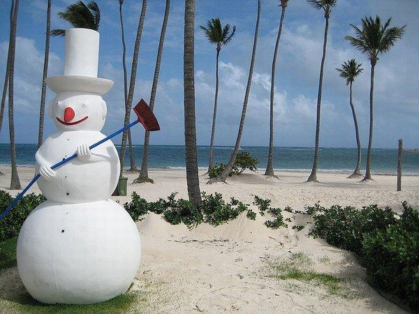 Vianoce v teple
