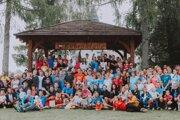 Piateho ročníka sa, aj napriek nepriaznivému počasiu, zúčastnilo tri stovky bežcov.