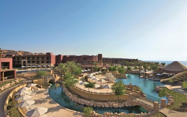 Mövenpick Resort & Spa Tala Bay Aqaba 5*