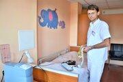 Peter Ďurdík, odborník z detského spánkového laboratória Univerzitnej nemocnice Martin.