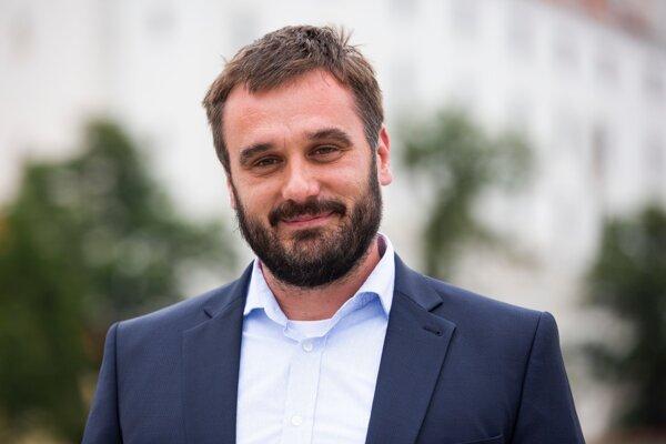 Michal Wiezik.