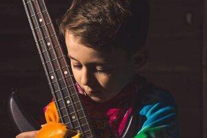 Áron Hodek má len osem rokov, ale jeho talent je obrovský.