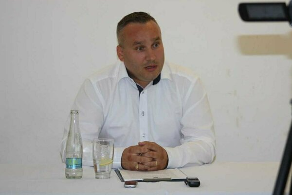 Stanislav Soroka - prezident futbalového klubu Partizán Bardejov.