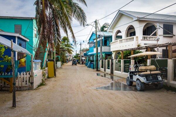 Belize - ilustračná fotografia.