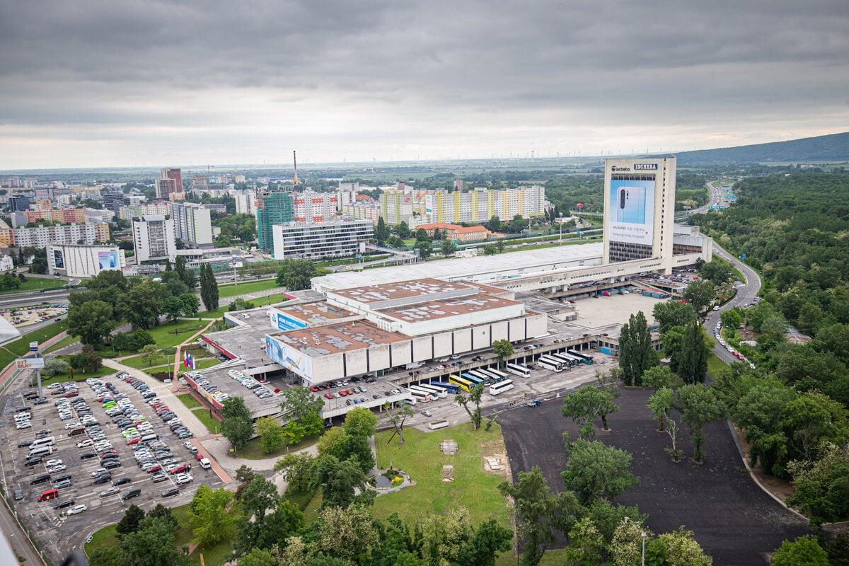 Incheba sa bude tiež uchádzať o vybudovanie národného kongresového centra