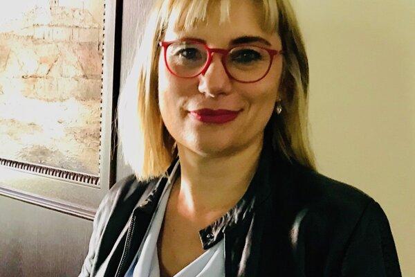 Anna Mierna, primátorka Skalice