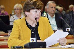 Gabriela Bradovková.