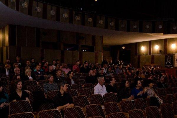 Filmový festival sa začal v pondelok.