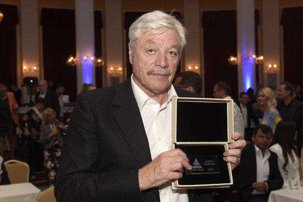 Juraj Kukura získal tento rok cenu Hercova misia.