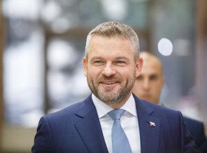 Premiér Pellegrini.