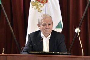 Starosta Budapešti István Tarlós.