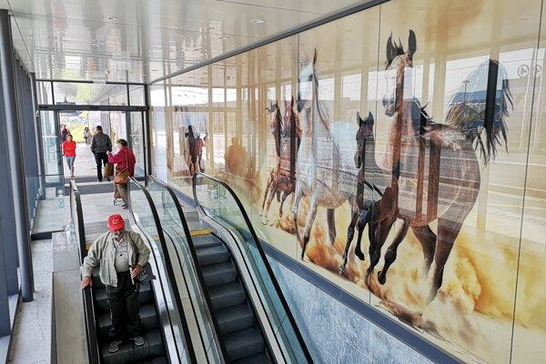 Prešovské kone na vynovenej stanici získali anticenu za architektúru.