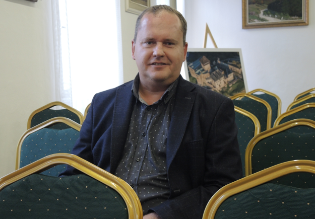 Psychiater a psychoterapeut Branislav Moťovský.