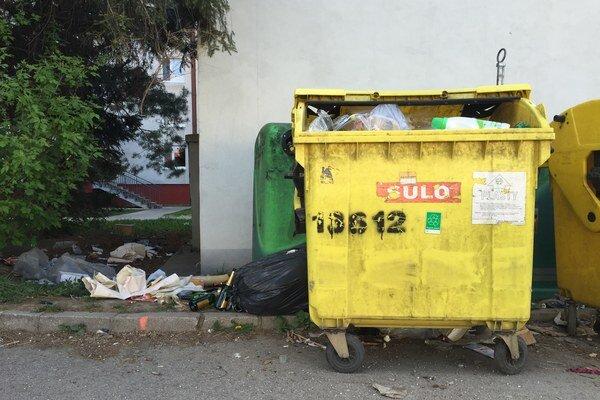 Mesto chystá osvetu, aby ľudia odpad viac triedili.