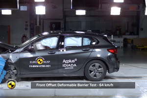 Euro NCAP: BMW radu 1