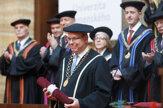 Knieža Albert II. si prevzal čestný doktorát Univerzity Komenského