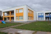 Zrekonštruovaná škôlka