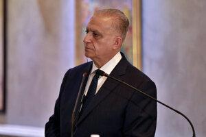 Iracký minister zahraničných vecí Muhammad Alí al-Hakím.