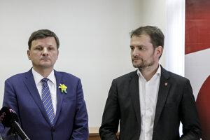 OĽaNO ponúklo KDH polovicu miest kandidátky.
