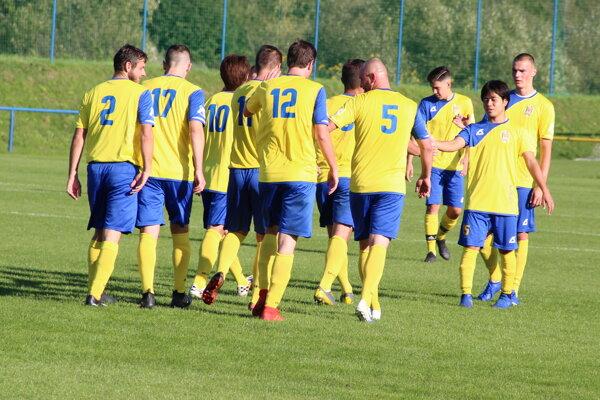 Tvrdošín odohral v Staškove výborný zápas hlavne v prvom polčase.