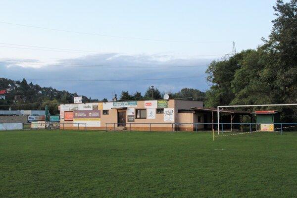 Futbalový štadión v Kunove
