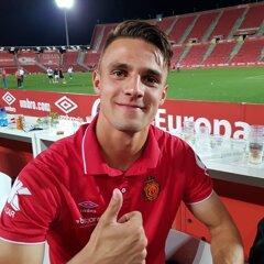 Stopér RCD Mallorca a slovenskej reprezentácie Martin Valjent.