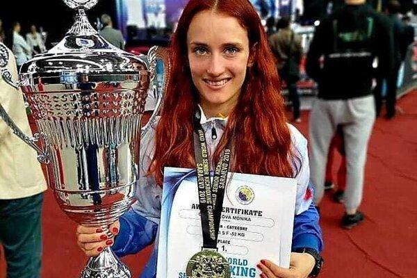 Monika Chochlíková.