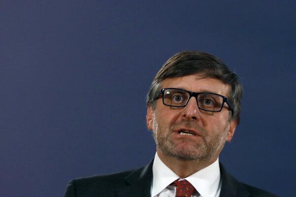Osobitný predstaviteľ USA pre západný Balkán Matthew Palmer.