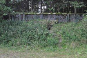 Opustený bunker pri dedine Templewo na západe Poľska slúžil na uskladnenie jadrových zbraní.