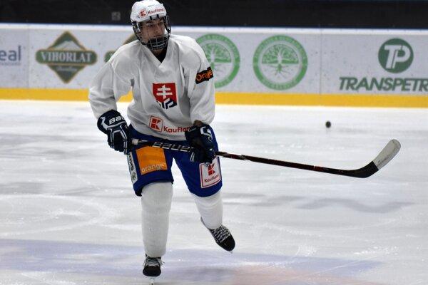 Najlepšia hokejistka Slovenska Nicol Čupková sa už teší na zápasy na domácom ľade.