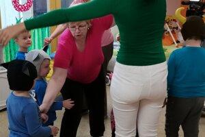 Práca v špeciálnej škôlke s deťmi vyžaduje vyššie nároky.
