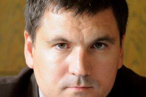 Predseda Okresného súdu Košice II Adrián Pažúr.