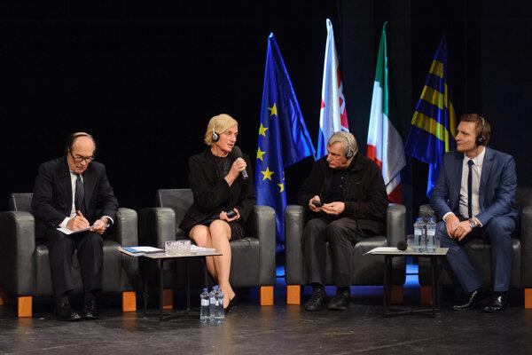 Na konferencii proti mafiám v Trnave