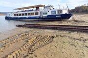 Na Domaši by mala pribudnúť plávajúca promenáda aj 12 typizovaných prístavísk pre výletnú loď.