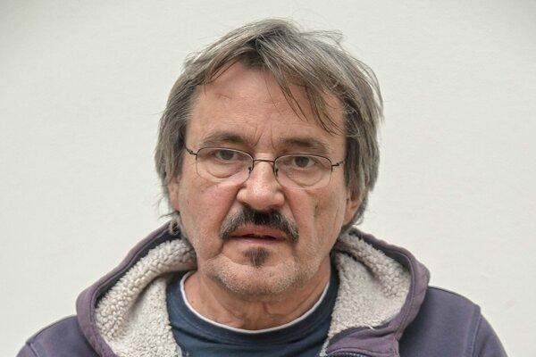 Bývalý dramaturg Domu kultúry v Banskej Bystrici Maroš Krajčovič.