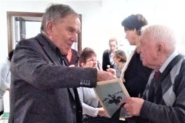 Miroslav Cipár (vľavo).