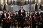 Daniel Raiskin na koncerte so Slovenskou filharmóniou