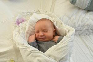 Eva Ochodnická (3730 g, 52 cm) sa narodila 11. novembra Michaele a Jakubovi z Bošáce.